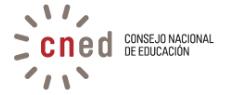Escuela de Comercio - CERTIFICACIÓN